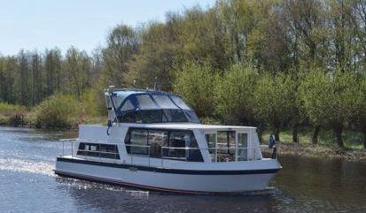 Houseboat Safari Houseboat 1050 D (1995)