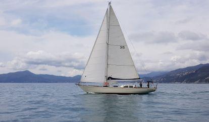 Sailboat Columbia 50 (1967)