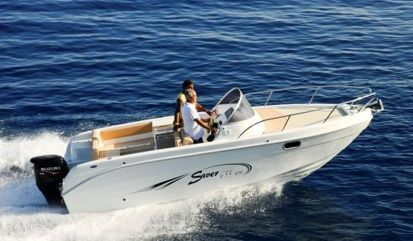 Speedboat Saver 620WA (2019)
