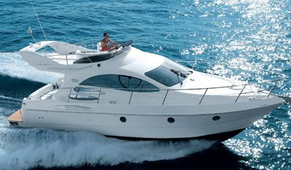 Motorboot Azimut 39 Fly (2007)