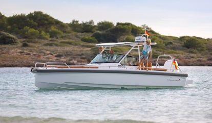 Speedboat Axopar 28 (2018)