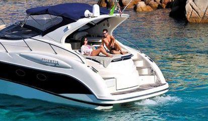 Motor boat Atlantis 42 (2006)