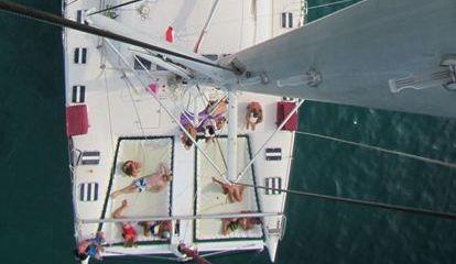 Catamaran Fountaine Pajot Marquise 56 (1992)