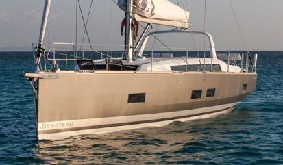 Sailboat Beneteau Oceanis 55 (2015)
