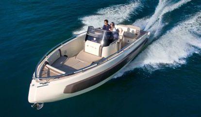 Motorboot Invictus 280 TT (2019)