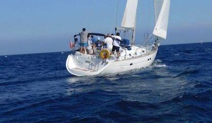 Sailboat Beneteau Oceanis 411 (2002)