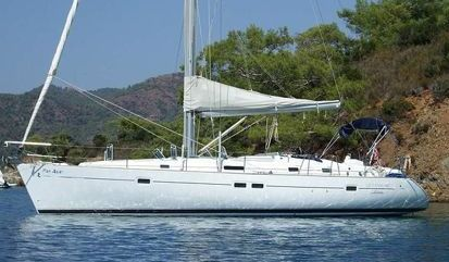 Sailboat Beneteau Oceanis 411 (2001)