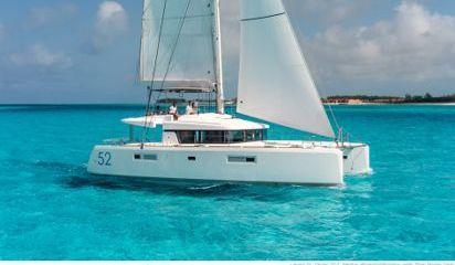 Catamaran Lagoon 52 (2020)