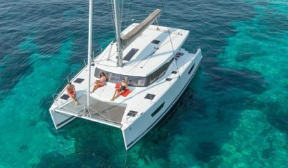 Catamaran Fountaine Pajot Lucia 40 (2020)