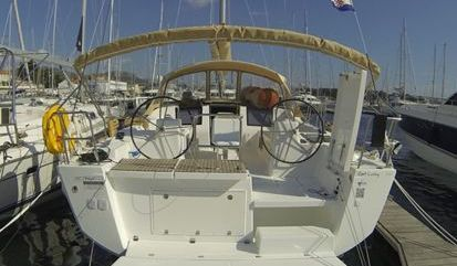 Barca a vela Dufour 460 (2019)