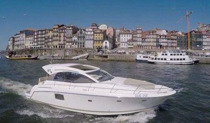 Motor boat Jeanneau Prestige 42 S (2008)