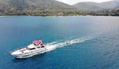 Motor boat Boot Motoryacht (2010)