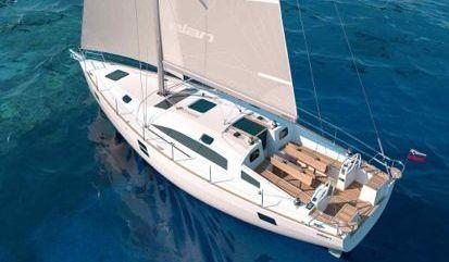 Sailboat Elan Impression 45.1 (2020)