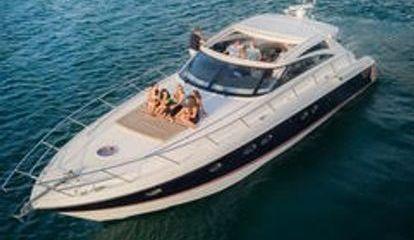 Motor boat Princess V58 (2006)