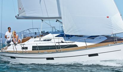 Segelboot Bavaria Cruiser 37 (2018)
