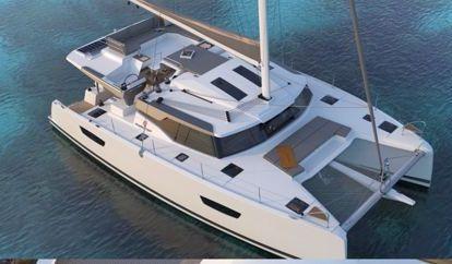 Catamaran Fountaine Pajot 45 (2020)