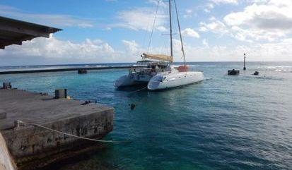Catamaran Fountaine Pajot Bahia 46 (2004)