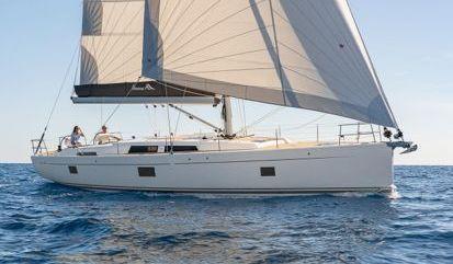 Sailboat Hanse 508 (2021)