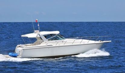 Motor boat Tiara 4200 Open (2008)