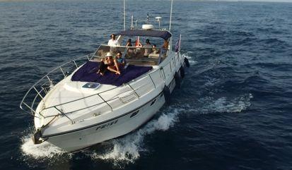 Barco a motor Riviera 47 (1991)