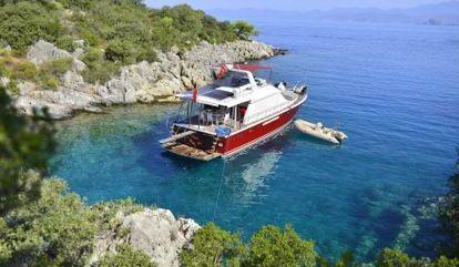 Motor boat Boot Motoryacht (2011)