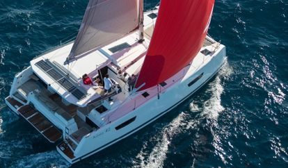 Catamaran Fountaine Pajot Astrea 42 (2021)