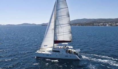 Catamaran Lagoon 500 (2009)