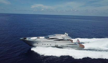 Motorboot Pershing 90 (2008)