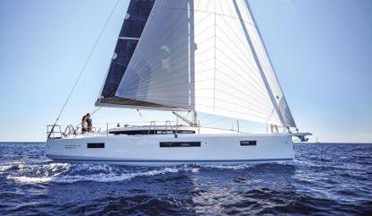 Segelboot Jeanneau Sun Odyssey 410 (2020)