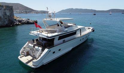 Motor boat Custom Built (1999)