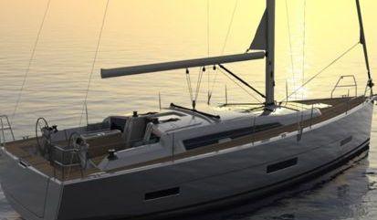 Barca a vela Dufour 390 (2020)