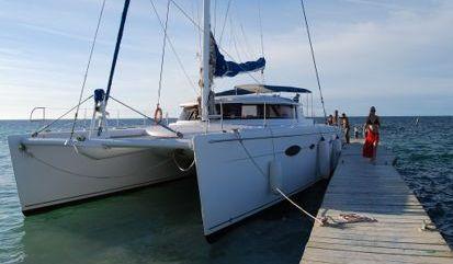 Catamaran Fountaine Pajot Eleuthera 60 (2011)
