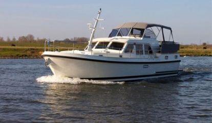 Houseboat Linssen Grand Sturdy 40.9 AC (2014)