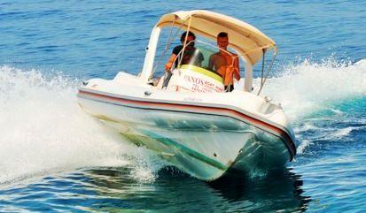 Lancha motora Abati 6 (2007)