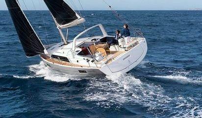 Velero Beneteau Oceanis 41.1 (2020)