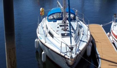 Sailboat Westerly 29 (1984)