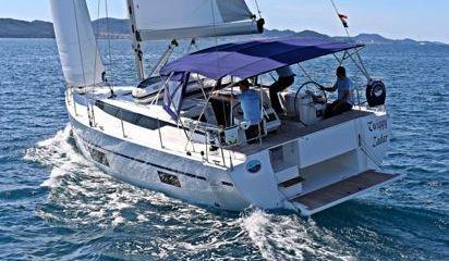 Segelboot Bavaria C45 (2019)