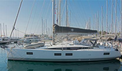 Sailboat Jeanneau 51 (2018)