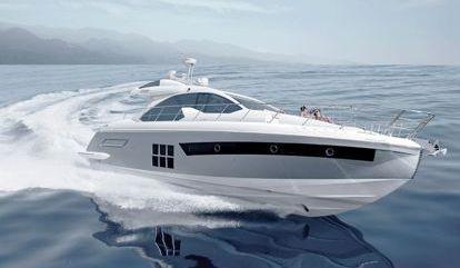 Barco a motor Azimut 55 S (2015)