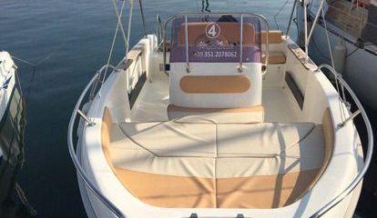 Speedboat Saver 550 Open (2014)