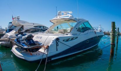Motor boat Sea Ray Sundancer 460 (2007)