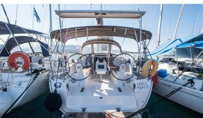 Velero Bavaria Cruiser 37 (2015)