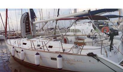 Segelboot Beneteau Oceanis 411 (2002)