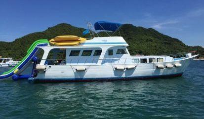 Motor boat Custom build (2003)