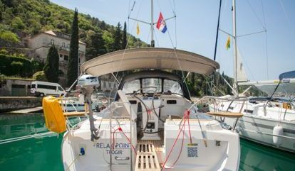 Sailboat Elan Impression 384 (2006)