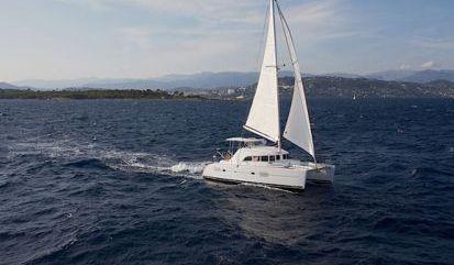 Catamarán Lagoon 380 (2019)