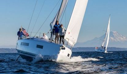 Segelboot Jeanneau Sun Odyssey 490 (2019)