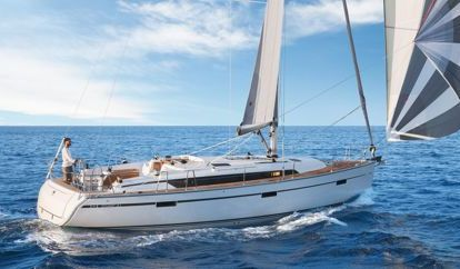 Segelboot Bavaria Cruiser 41 (2018)