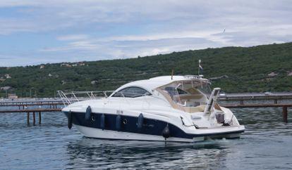 Barco a motor Beneteau Monte Carlo 37 (2010)
