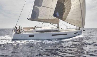 Velero Jeanneau Sun Odyssey 490 (2019)
